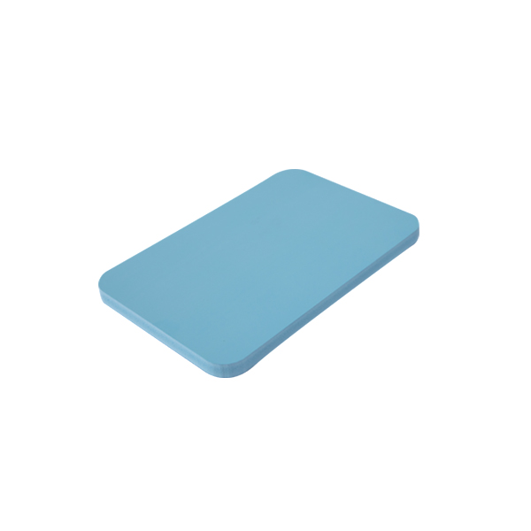 ECO-friendly blue pvc foam sheet