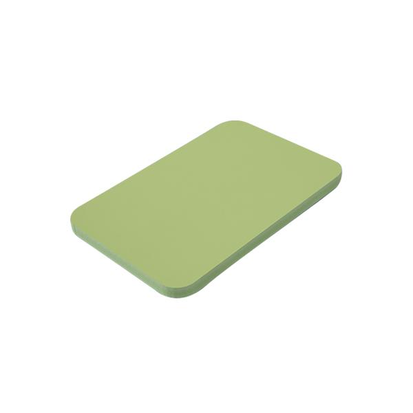 ECO-friendly green pvc foam board
