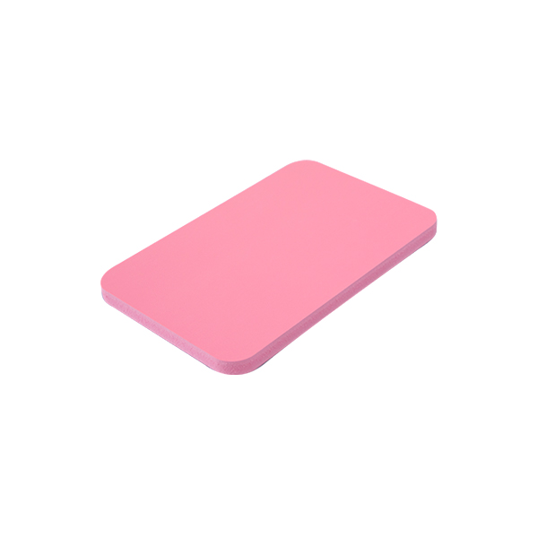 ECO-friendly pink pvc foam board
