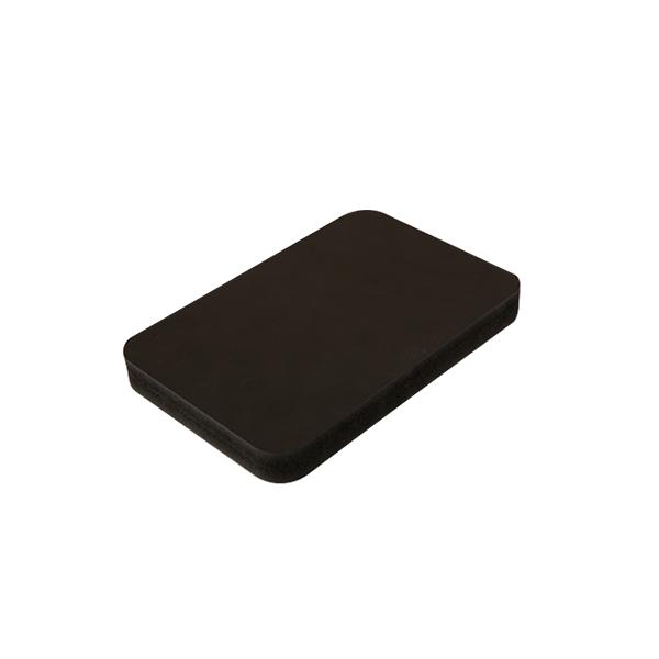 black PVC foam board